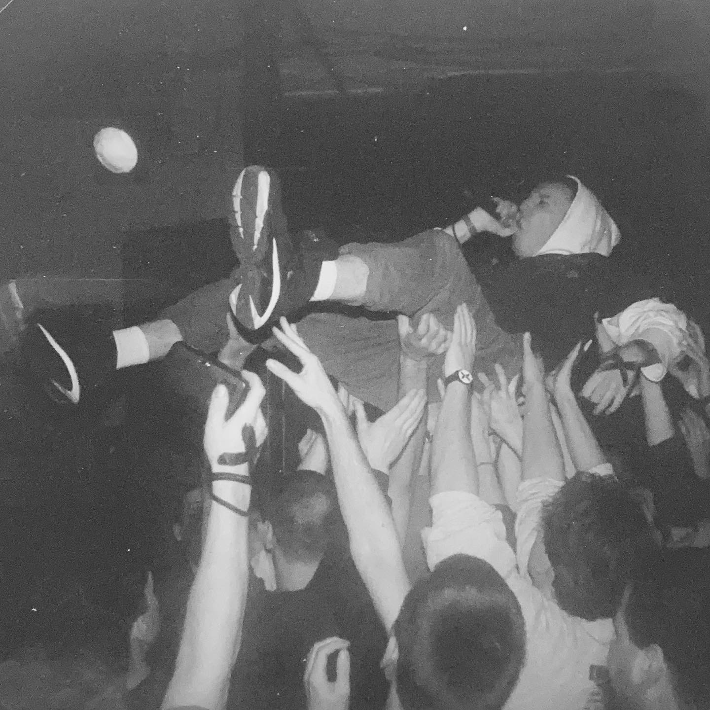 Mainstrike - Goudvishal Arnhem - 3 January 1995 #straightedge #hardcore
