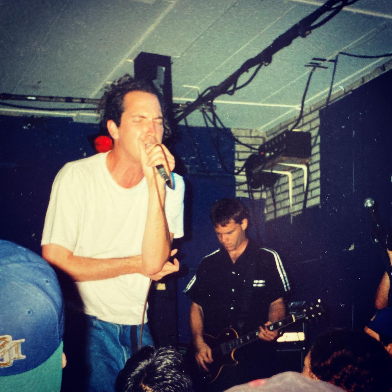 Sense Field - Goudvishal Arnhem - 2 July 1995 #punkrock #emocore @sensefield