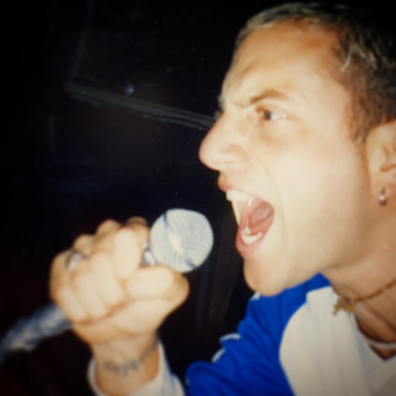 Shelter - Atak Enschede NL - 27 June 1996 #harekrishna #straightedge #hardcore @shelter_band_official pic by @twentylandcrew