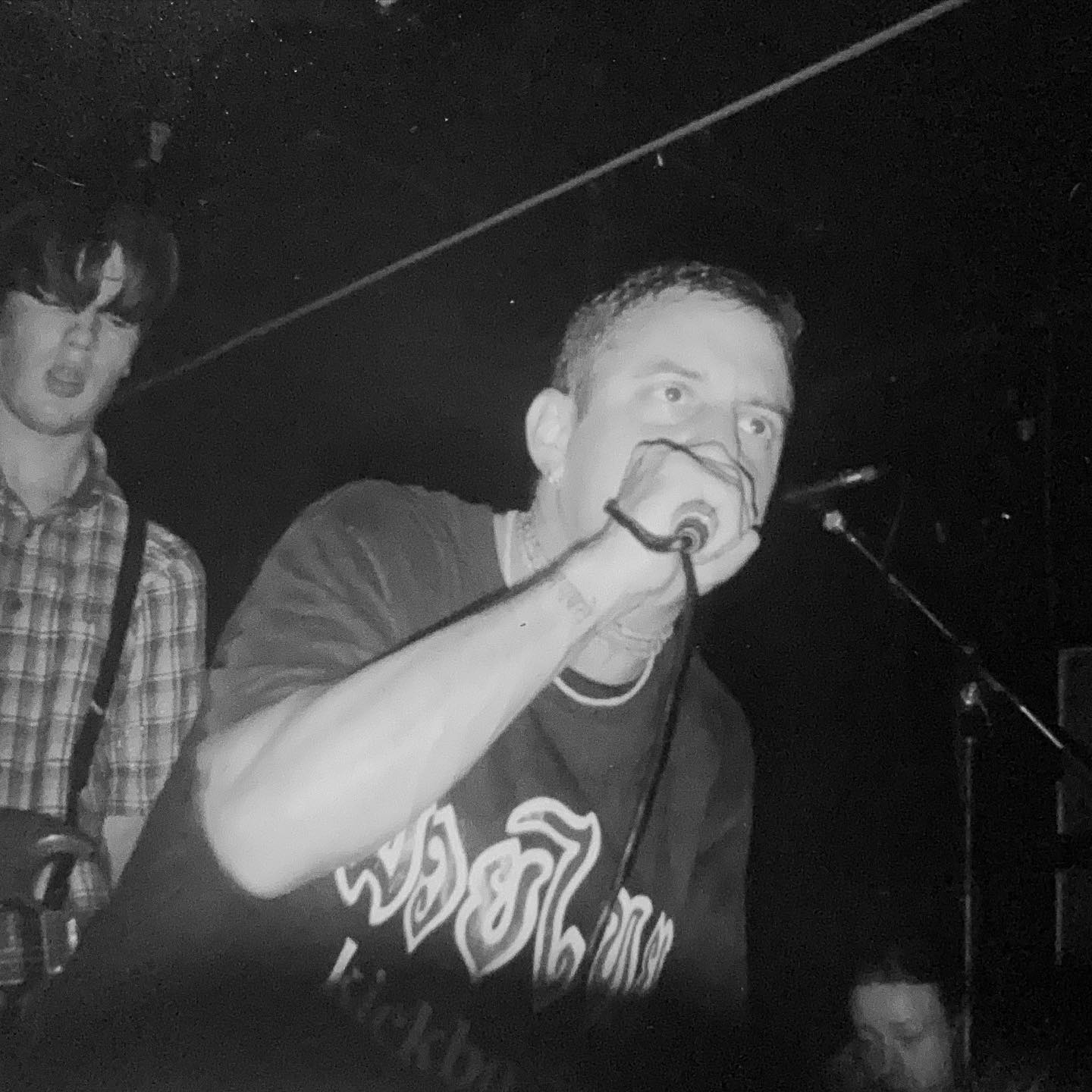 Shelter - Vera Groningen NL - 8 February 1996 #harekrishna #hardcore @shelter_band_official pic by @twentylandcrew