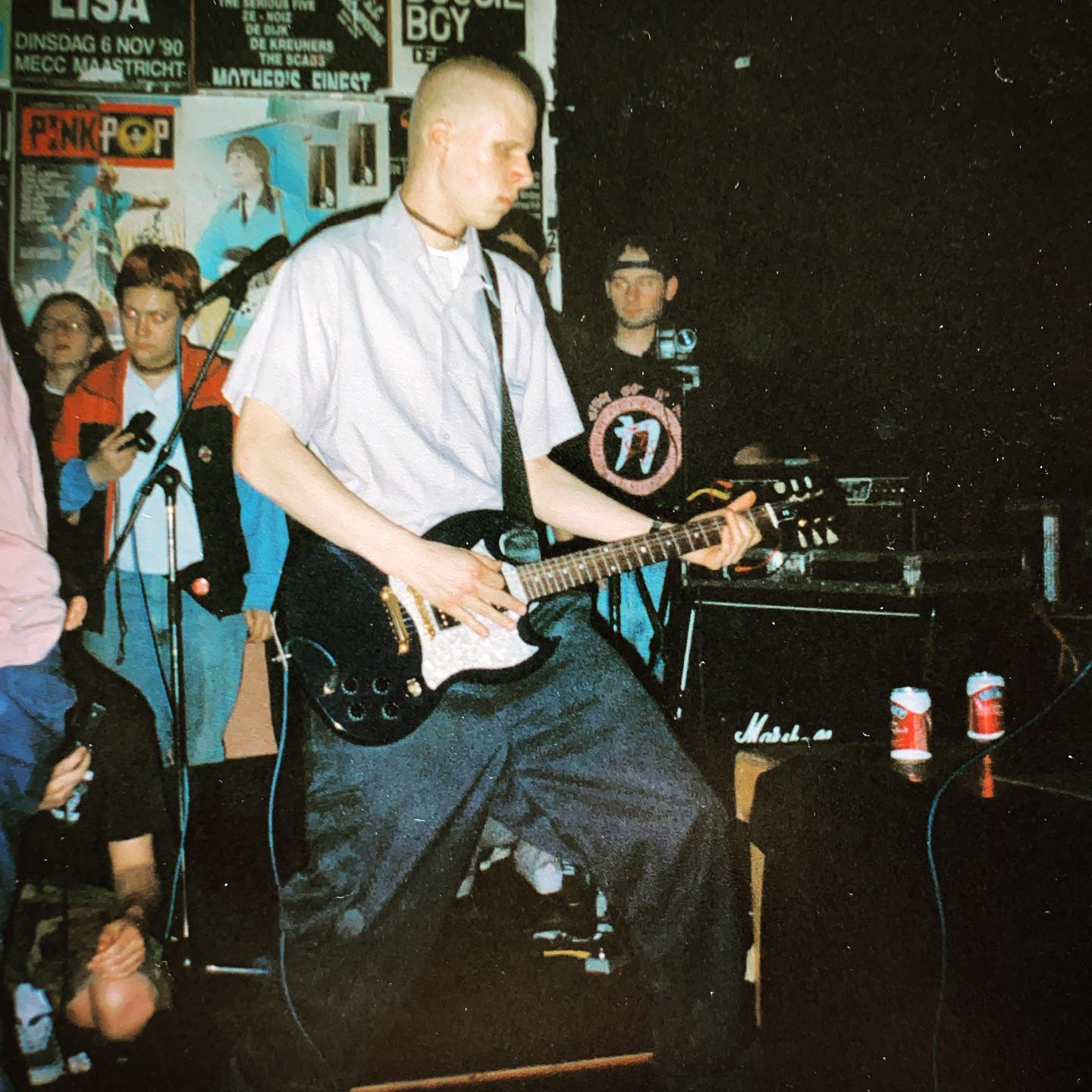 Veil - Hardcore fest Geleen - 8/9 March 1997 #straightedge #hardcore #punkrock #harekrishna @xthreesomex @lookingback_ography pic by @twentylandcrew