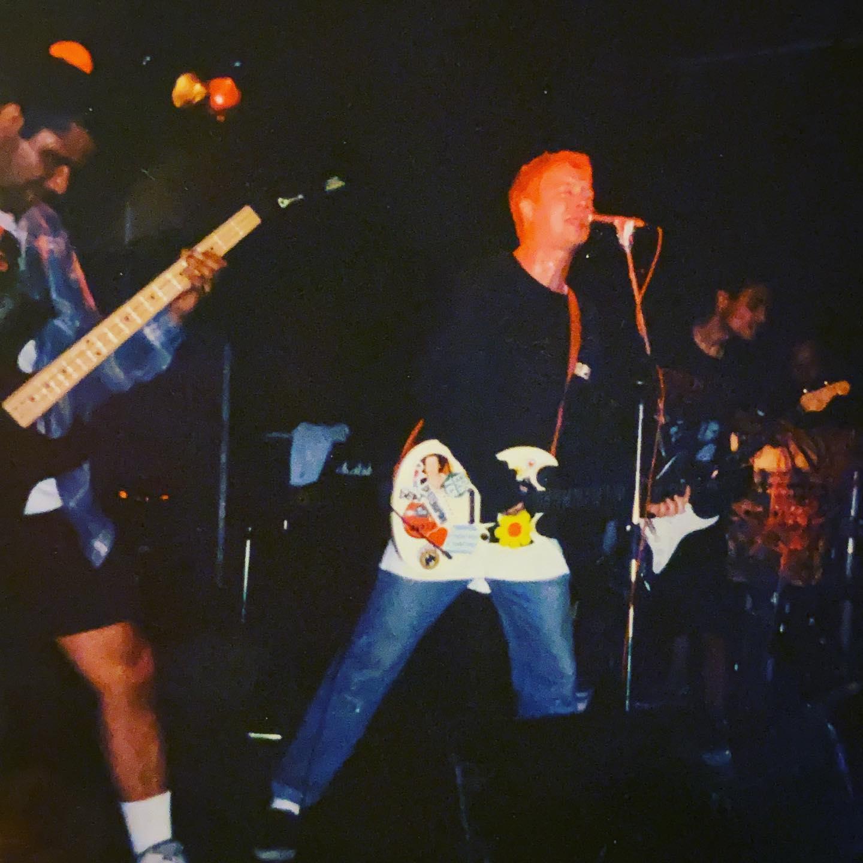 Down by Law - 1 May 1993 - Metropool Hengelo NL #punkrock #hardcore @downbylawband pic by @twentylandcrew