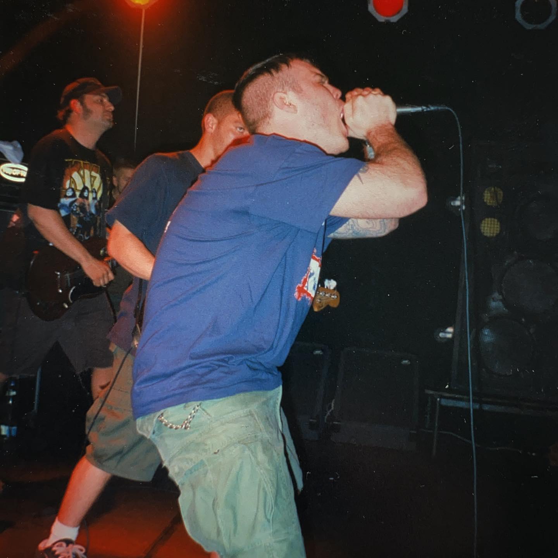 Integrity - Bolwerk Sneek NL - 3 May 1997 #hardcore #metal @integrityofficial pic by @twentylandcrew