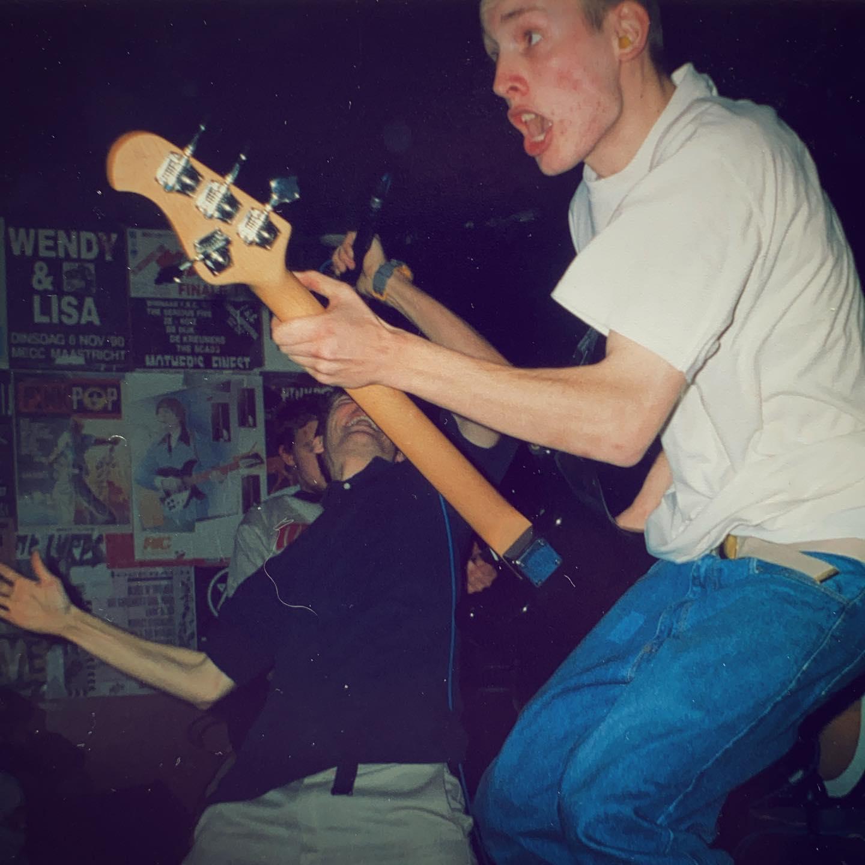 Constraint - Hardcore fest Geleen - 8/9 March 1997 #straightedge #hardcore #metal @xthreesomex @lookingback_ography pic by @twentylandcrew