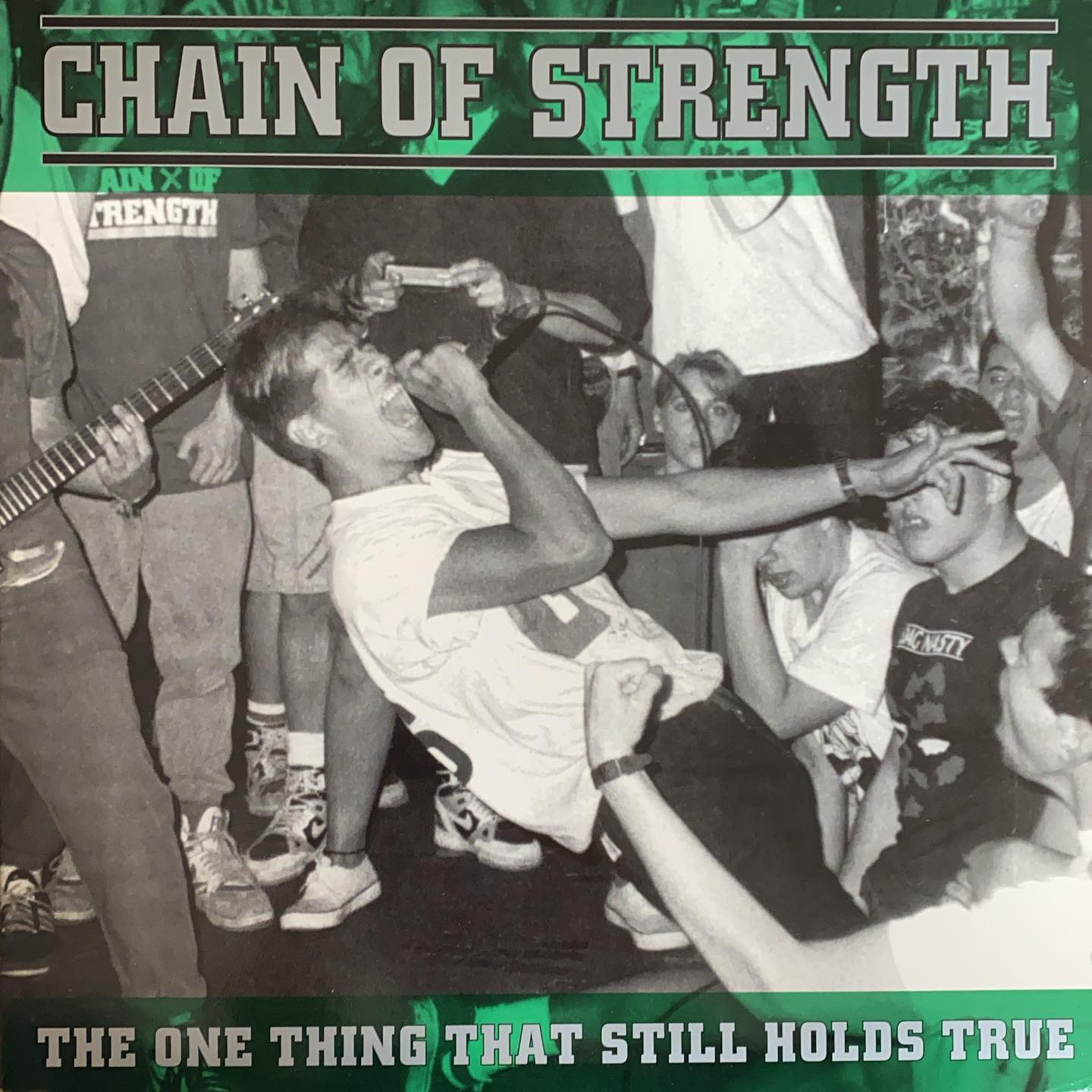 #vinyl #nowspinning #straightedge #hardcore @chain_of_strength_official