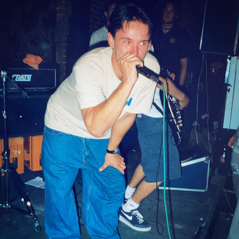 One Day Closer - Hoogeveen (NL) - 14 September 1997 #straightedge #hardcore #metal @xthreesomex #gigpic by @twentylandcrew