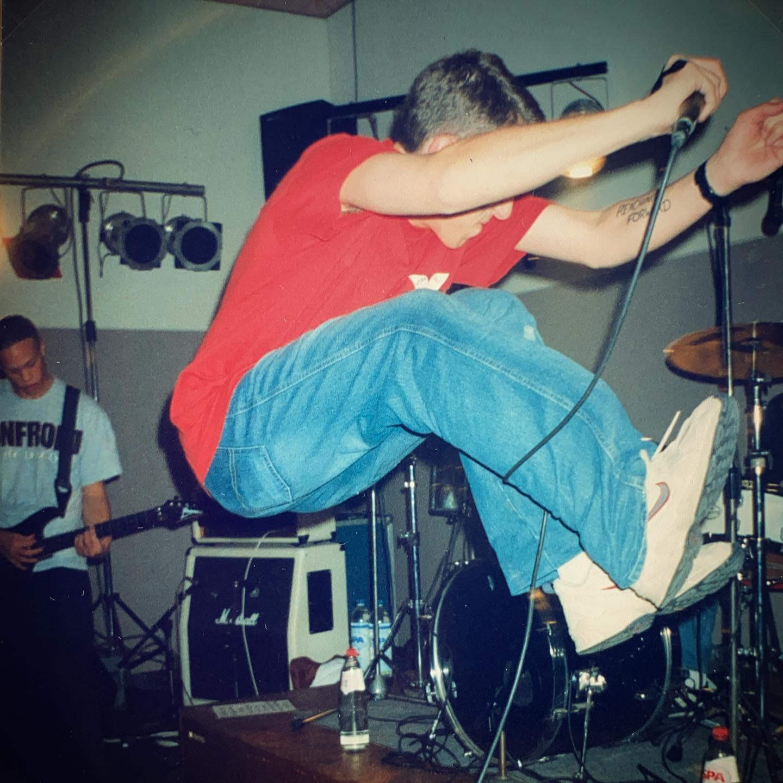 Lifesign - de Poort Dongen (NL) - 1 November 1997 #straightedge #hardcore #youthcrew #gigpic by @twentylandcrew