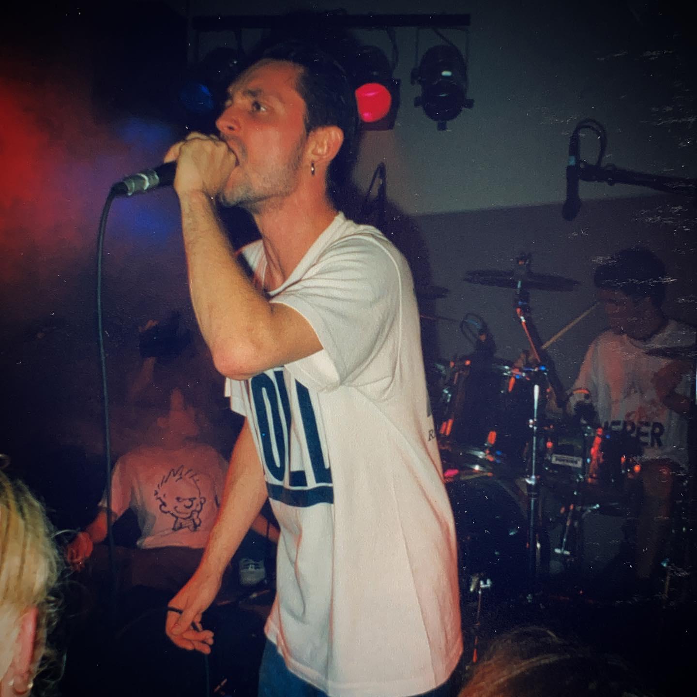 Liar - de Poort Dongen (NL) - 1 November 1997 #vegan #straightedge #hardcore #metal #gigpic by @twentylandcrew
