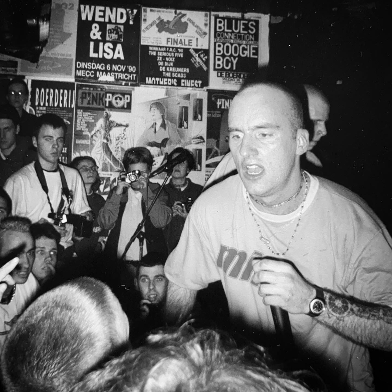 Veil - Hardcore fest Geleen - 8/9 March 1997 #straightedge #hardcore #punkrock #harekrishna @xthreesomex @lookingback_ography #gigpic by @twentylandcrew
