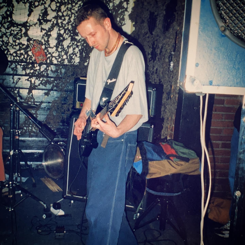 Invidia - Tinck Hoogeveen (NL) - 18 October 1997 #straightedge #hardcore #metal #gigpic by @twentylandcrew