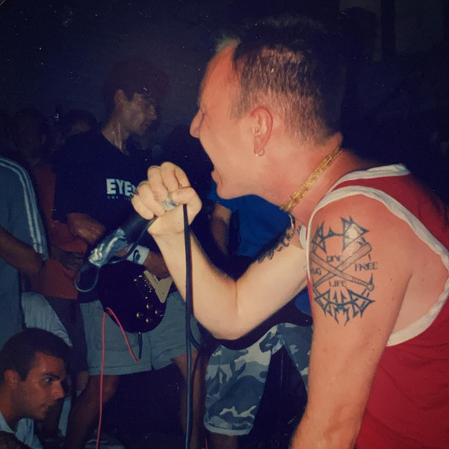 Mainstrike - Hardcore Festival at Vort 'n Vis Ieper (B) - 15/16/17 August 1997 #straightedge #hardcore #youthcrew @mainstrikeofficial #gigpic by @twentylandcrew