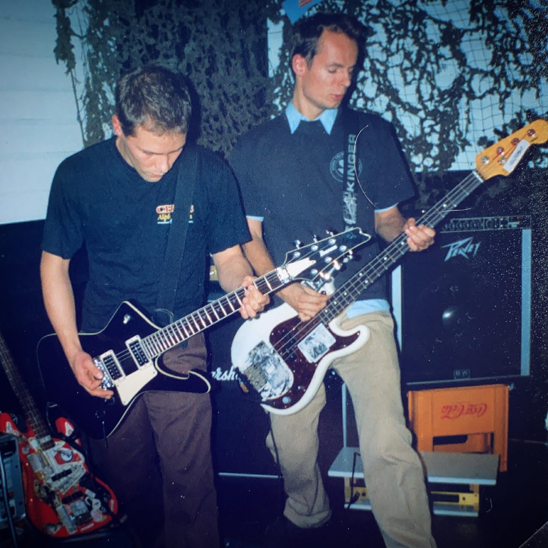 Systral - Tinck Hoogeveen (NL) - 18 October 1997 #hardcore #metal #gigpic by @twentylandcrew