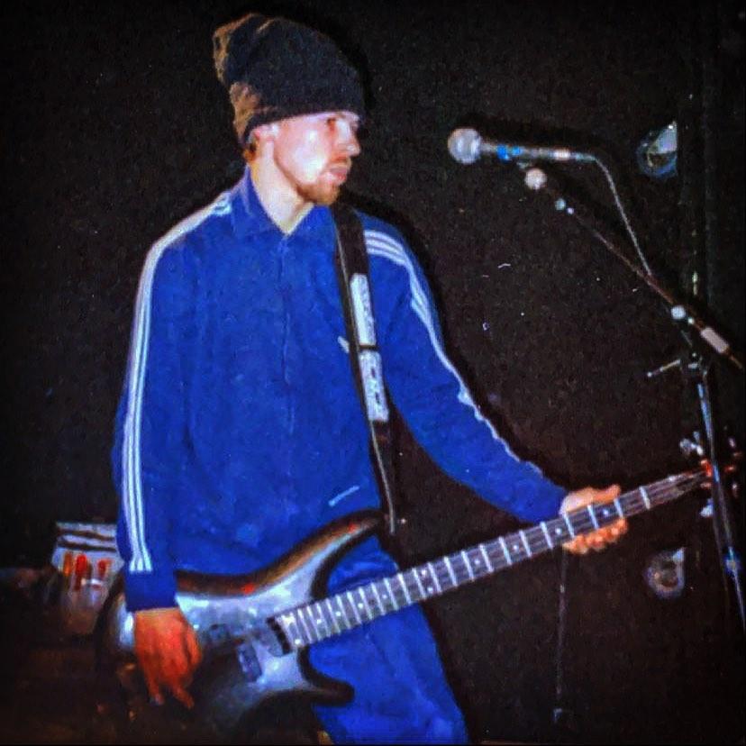 Brotherhood Foundation- Bolwerk Sneek NL - 16 November 1996 #hardcore #metal @brotherhoodfoundation #gigpic by @twentylandcrew