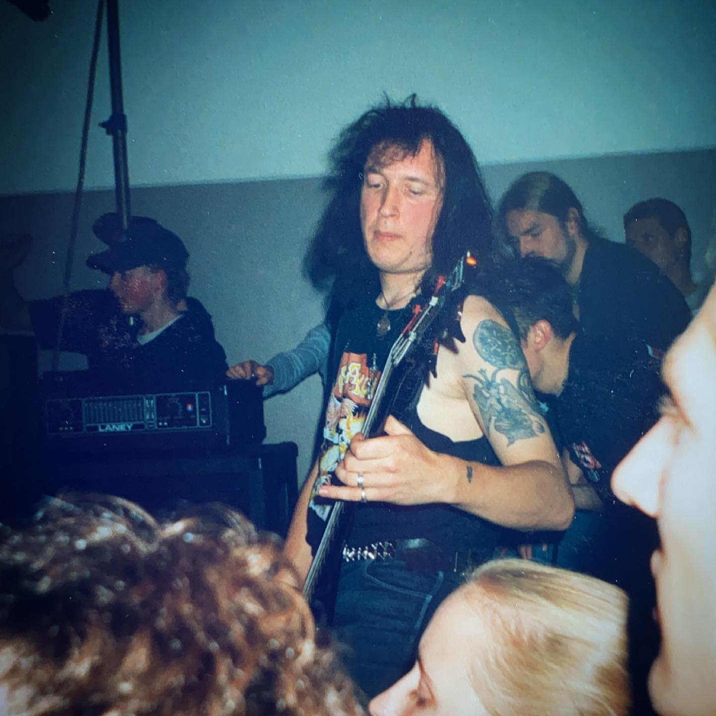 Liar - de Poort Dongen (NL) - 1 November 1997 #vegan #straightedge #hardcore #metal #h8000hardcore #gigpic by @twentylandcrew