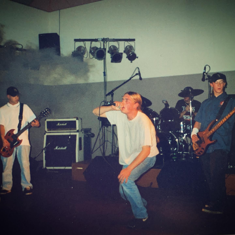 Pitfall - de Poort Dongen (NL) - 1 November 1997 #hardcore #gigpic by @twentylandcrew