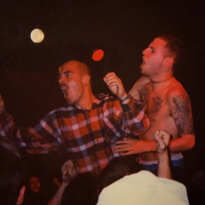 108 - Bolwerk Sneek NL - 1 October 1994 #harekrishna #straightedge #hardcore @108bandofficial #gigpic by @twentylandcrew