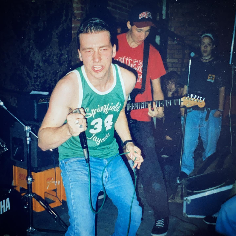Eyeball - Hoogeveen (NL) - 14 September 1997 #straightedge #hardcore #youthcrew #gigpic by @twentylandcrew