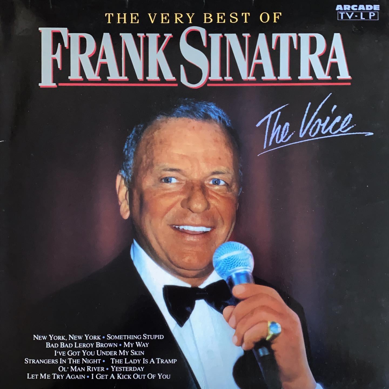 Meer muziek op de zondagochtend met Frank 'the voice' Sinatra #vinyl #nowspinning