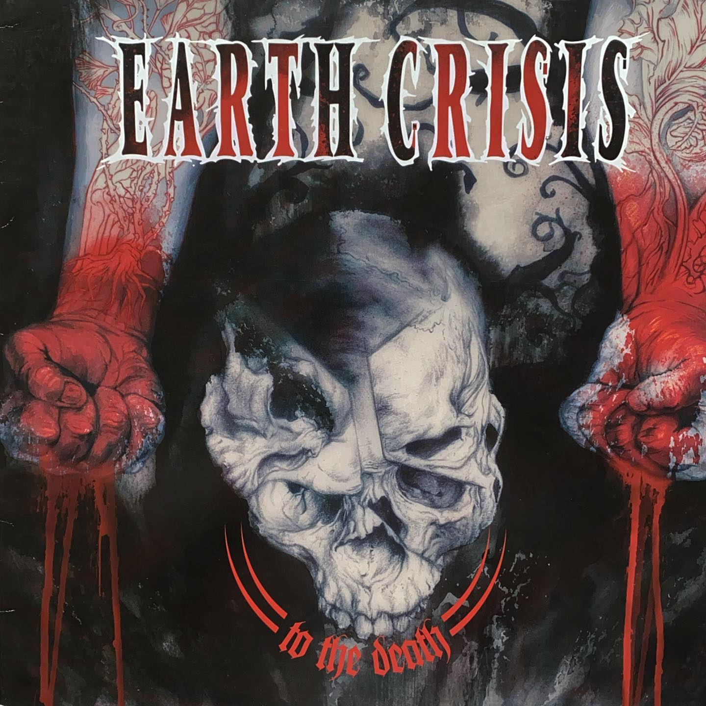 Earth Crisis - To the Death #vinyl #nowspinning #goedemorgen