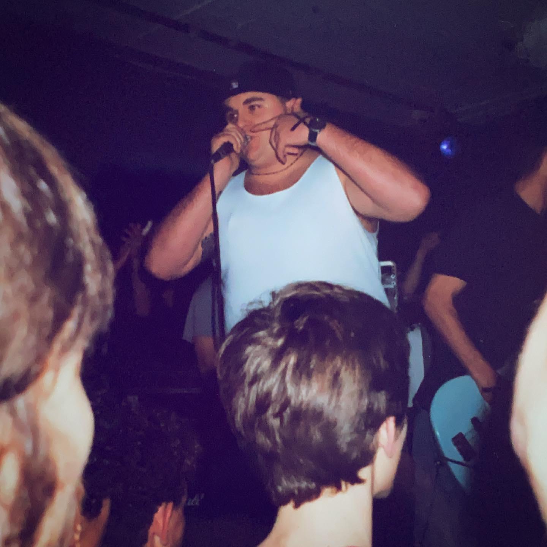Floorpunch - Goudvishal, Arnhem (NL) - 23 January 1999 #straightedge #hardcore #punkrock #gigpic by @twentylandcrew
