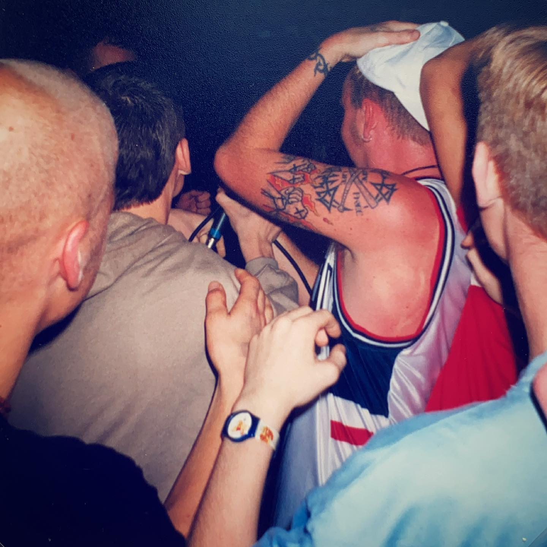 Mainstrike - Eureka, Zwolle (NL) - 2 October 1998 #straightedge #hardcore #punkrock #gigpic by @twentylandcrew