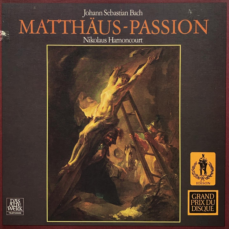 #matthauspassion op goede vrijdag #vinylforbreakfast #vinyl #nowspinning