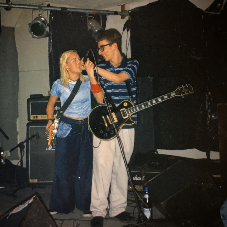 Baby Gopal - Hannover, Germany - 17 January 1997 #punkrock #harekrishna @srikeshava @victoryrecords @tommyboyrecords #gigpic by @twentylandcrew