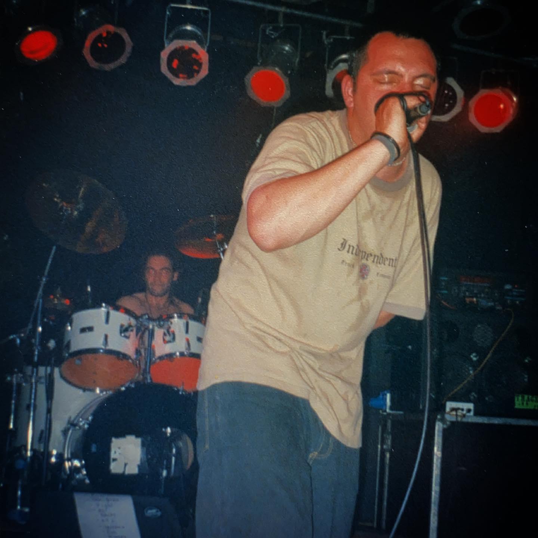 Ni Hao - Bolwerk Sneek NL - 3 May 1997 #hardcore #punkrock #gigpic by @twentylandcrew