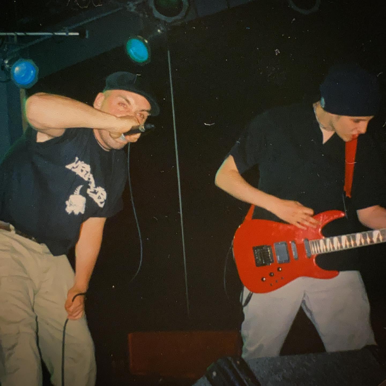 Proof - 30 May 1997 - Bolwerk, Sneek NL #hardcore @coretexrecords #gigpic by @twentylandcrew