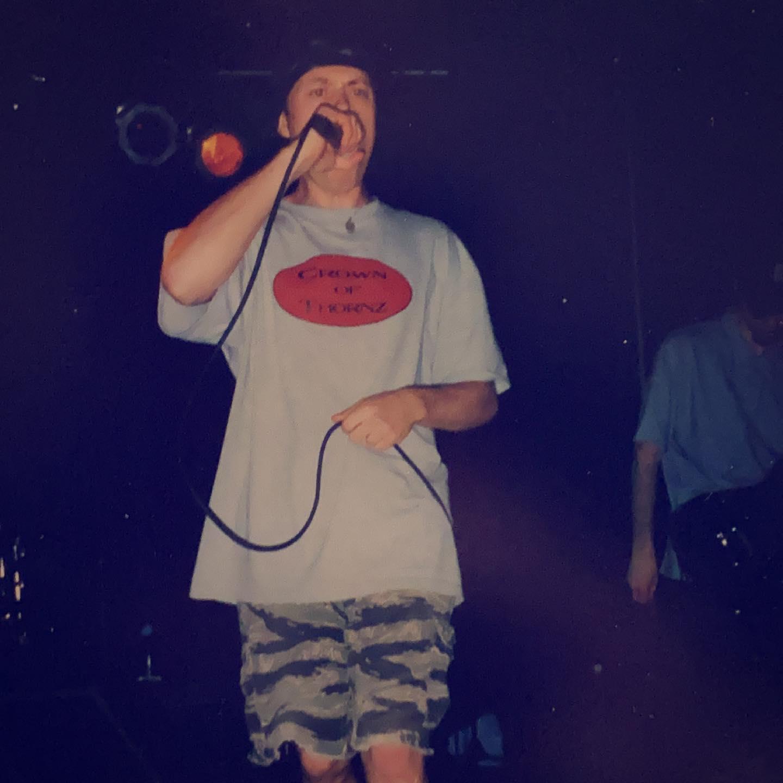Earth Crisis - 30 May 1997 - Bolwerk, Sneek NL #vegan #straightedge #hardcore #metal @earthcrisisofficial @victoryrecords #gigpic by @twentylandcrew
