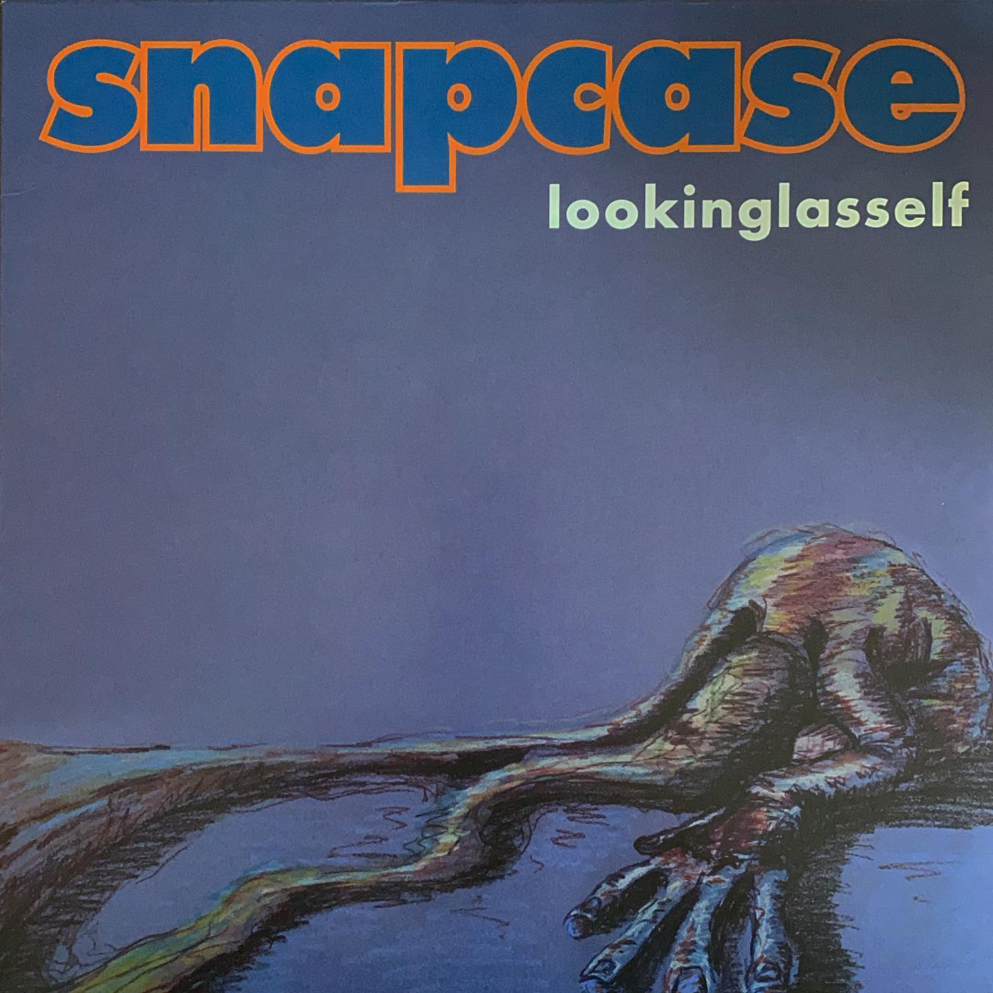 """#vinylforbreakfast #nowspinning @snapcaseband """"It's time to live. In a world worth living. A sense of hope. A sense of feeling. Recognise death, life is celebration. Start today, incarnation."""""""