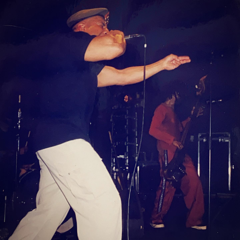Urban Dance Squad - Hedon, Zwolle (NL) - 3 July 1999 #crossover #hiphop #punkrock #metal #gigpic by @twentylandcrew