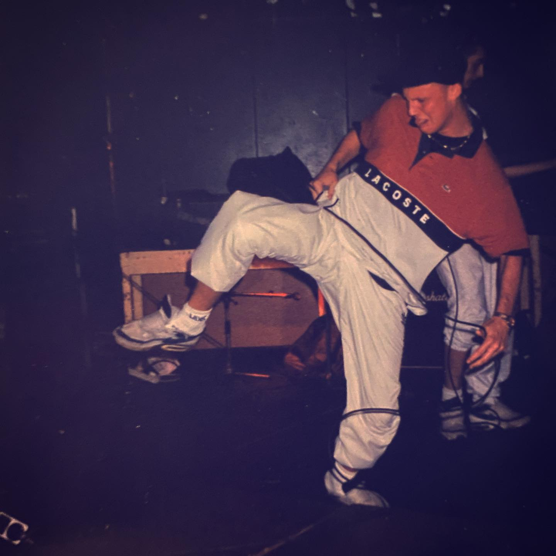 Arkangel - de Boerderij, Geleen (NL) - 19 September 1998 #straightedge #vegan #hardcore #punkrock #metal @arkangelbxl #gigpic by @twentylandcrew