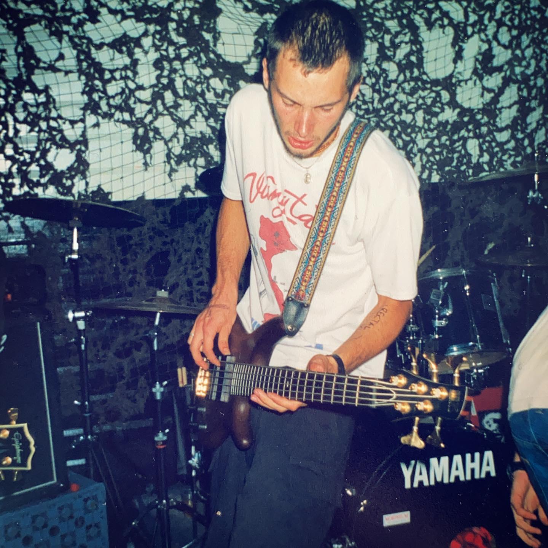 One Day Closer - Hoogeveen (NL) - 14 September 1997 #straightedge #hardcore #metal #gigpic by @twentylandcrew
