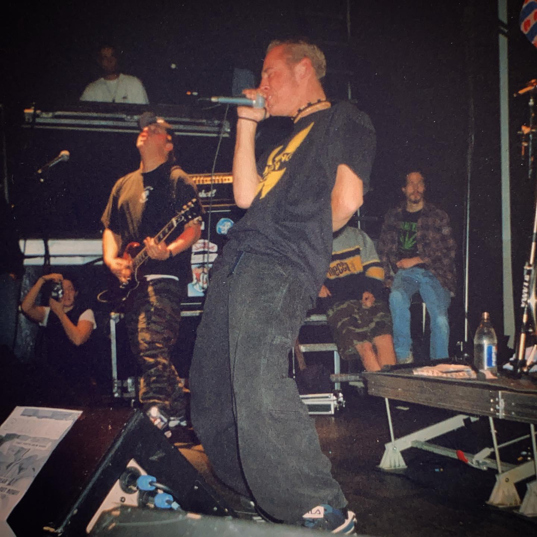 Spirit 84 - Hedon Zwolle (NL) - 14 November 1997 #hardcore #youthcrew #gigpic by @twentylandcrew