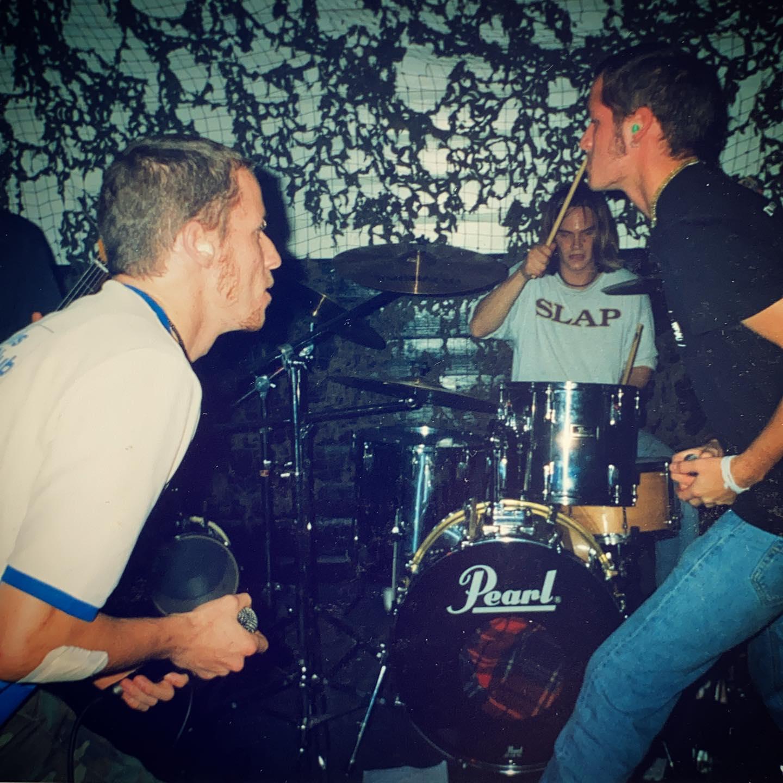 Systral - Hoogeveen (NL) - 18 October 1997 #hardcore #metal #gigpic by @twentylandcrew