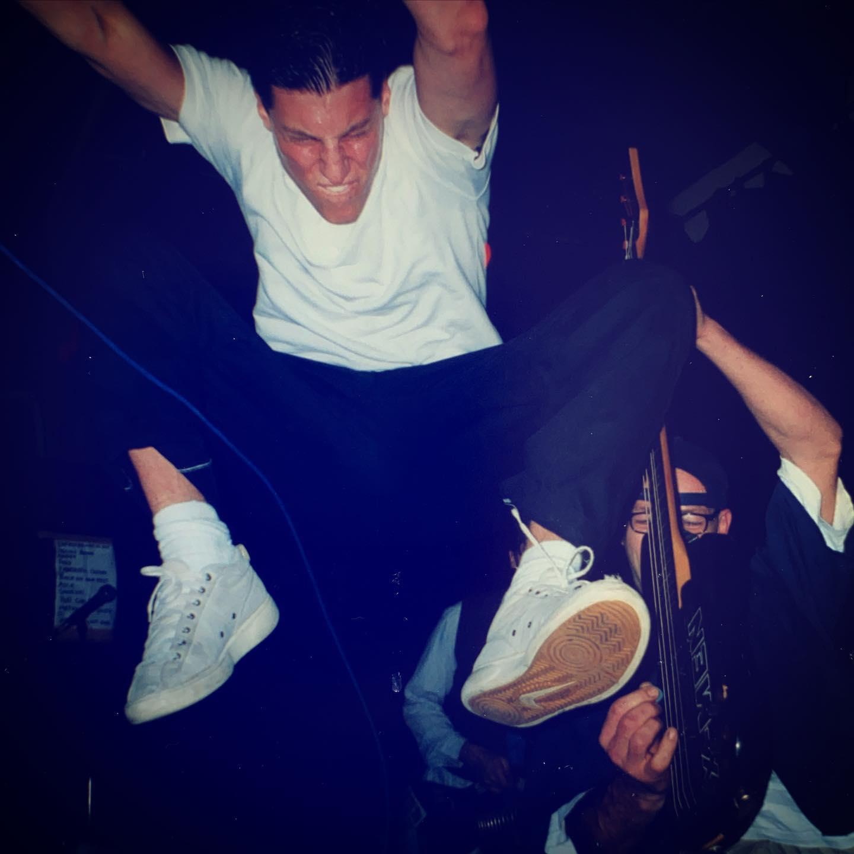 Oil - Zaal 100, Amsterdam (NL) - 29 May 1998 #straightedge #hardcore #punkrock #gigpic by @twentylandcrew