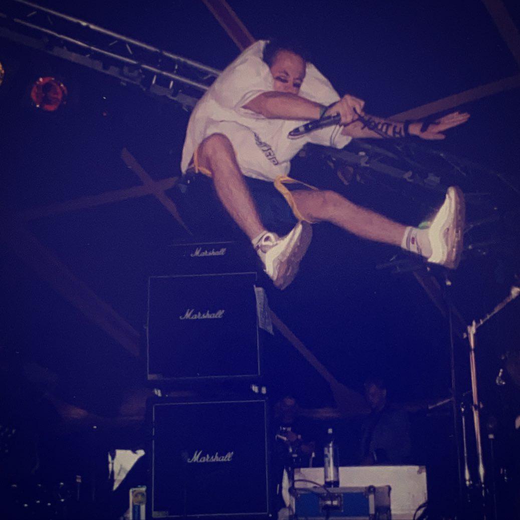Spirit 84 - Frozenland Fest, Leeuwarden (NL) - 5/6 June 1998 #hardcore #punkrock #gigpic by @twentylandcrew