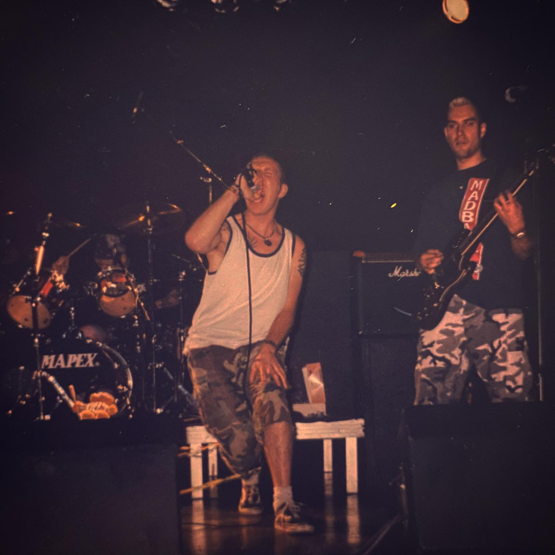 Best Wishes - Melkweg, Amsterdam (NL) - 14 June 1998 #straightedge #hardcore #punkrock #gigpic by @twentylandcrew