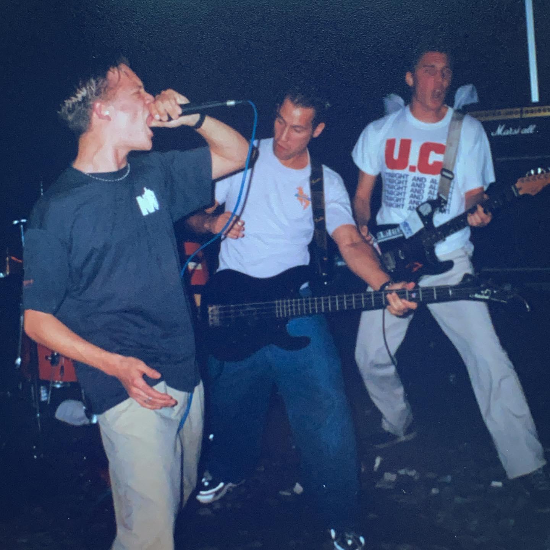 Degradation - Eureka, Zwolle (NL) - 2 October 1998 #straightedge #hardcore #punkrock #gigpic by @twentylandcrew