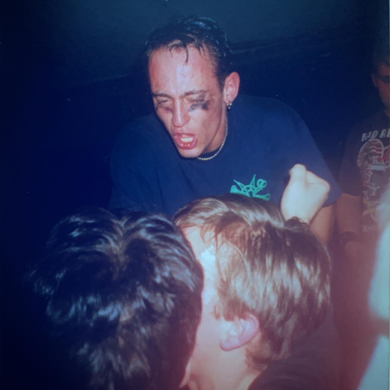 Spirit 84 - Goudvishal, Arnhem (NL) - 12 December 1998 #straightedge #hardcore #punkrock #gigpic by @twentylandcrew