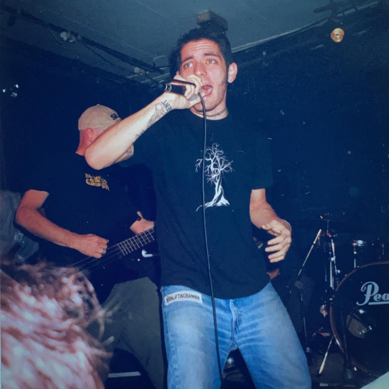 As Friends Rust - Goudvishal, Arnhem (NL) - 12 December 1998 #straightedge #vegan #hardcore #punkrock #metal #gigpic by @twentylandcrew