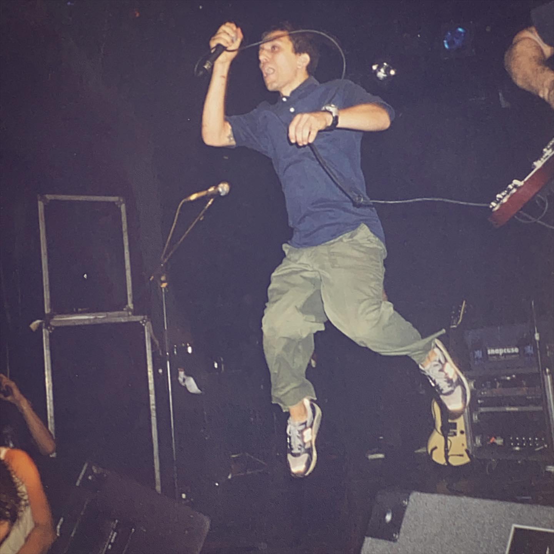 Snapcase - Willem II, Den Bosch (NL) - 19 September 1999 #straightedge #hardcore @snapcaseband #gigpic by @twentylandcrew