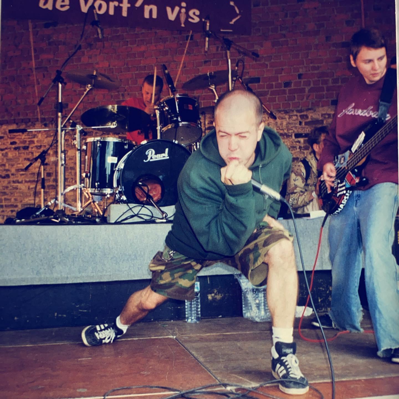Bloodpact - Hardcore Festival at Vort 'n Vis Ieper (B) - 20/21/22 August 1999 #straightedge #hardcore #gigpic by @twentylandcrew